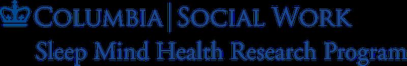 Sleep Mind Health Research Program logo
